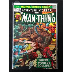 THE MAN-THING #13 (MARVEL COMICS)