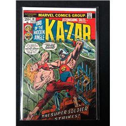 KA-ZAR #19 (MARVEL COMICS)
