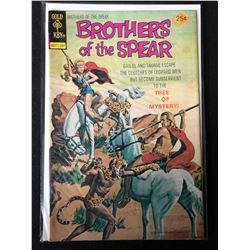 Brothers of the Spear #13 (Gold Key Comics)