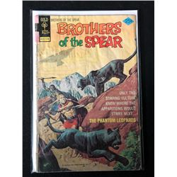 1975 Brothers of the Spear #15 (Gold Key Comics)