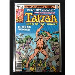 TARZAN #3 (MARVEL COMICS)