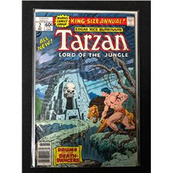 TARZAN #2 (MARVEL COMICS)