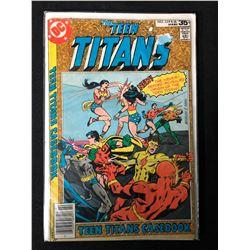 THE TEEN TITANS #53 (DC COMICS)