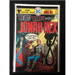 WEIRD WESTERN TALES PRESENTS JONAH HEX #30 (DC COMICS)