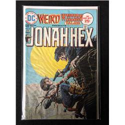 WEIRD WESTERN TALES PRESENTS JONAH HEX #27 (DC COMICS)