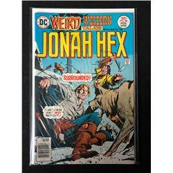 WEIRD WESTERN TALES PRESENTS JONAH HEX #38 (DC COMICS)
