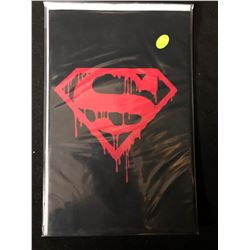 Superman #75 Death of Superman Sealed In Black Bag DC Comics Key Issue