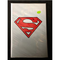 Adventures of Superman #500 Sealed White Polybag (DC 1993)