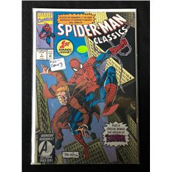 SPIDER-MAN CLASSICS #1 (MARVEL COMICS)