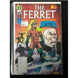 THE FERRET #1 (MALIBU COMICS)