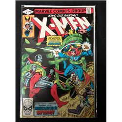 X-MEN #4 (MARVEL COMICS) *KING SIZE ANNUAL*