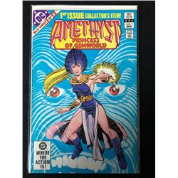 AMETHYST PRINCESS OF GEMWORLD #1 (DC COMICS)