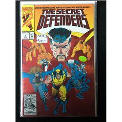 THE SECRET DEFENDERS #1 (MARVEL COMICS)