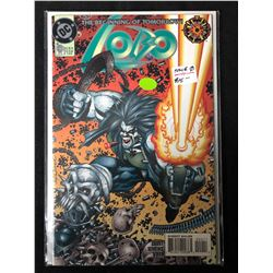 LOBO -ISSUE 0- (DC COMICS)