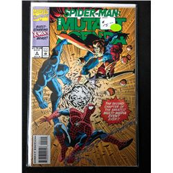 SPIDER-MAN THE MUTANT AGENDA #2 (MARVEL COMICS)