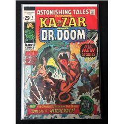 ASTONISHING TALES FEATURING KA-ZAR & DR. DOOM #8 (MARVEL COMICS)