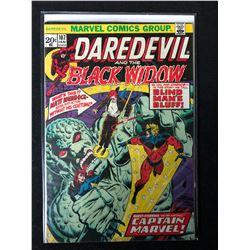 DAREDEVIL & THE BLACK WIDOW #107 (MARVEL COMICS)