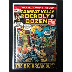 COMBAT KELLY AND THE DEADLY DOZEN #2 (MARVEL COMICS)