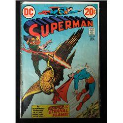 SUPERMAN #260 (DC COMICS)