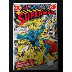 SUPERMAN #258 (DC COMICS)
