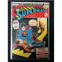 SUPERMAN #253 (DC COMICS)
