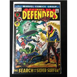 THE DEFENDERS #2 (MARVEL COMICS)