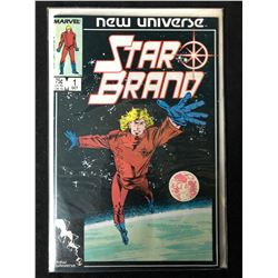 STAR BRAND #1 (MARVEL COMICS)