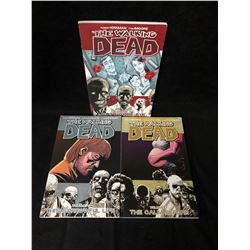 THE WALKING DEAD GRAPHIC NOVEL LOT