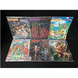DRAGON MAGAZINE LOT