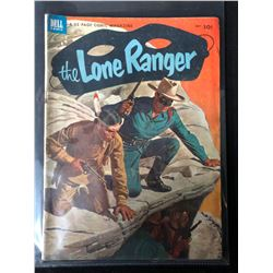 1953 The Lone Ranger #59 (Dell Comics)