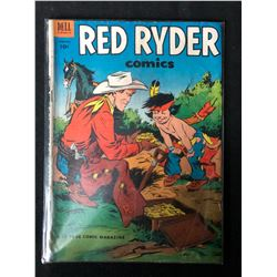1953 Red Ryder Comics #114 (Dell Comics)
