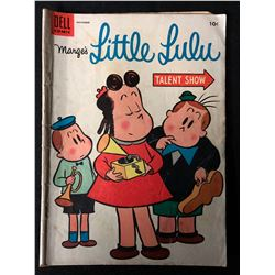 MARGE'S LITTLE LULU #77 1954-DELL