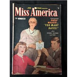 MISS AMERICA #30 (A BIG PAGE MAGAZINE)
