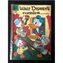 WALT DISNEY'S COMICS & STORIES #192 (DELL COMICS)
