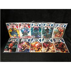 AVENGERS VS. X-MEN COMIC BOOK LOT (MARVEL COMICS)