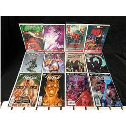 MARVEL COMIC BOOK LOT (X-MEN/ MS. MARVEL, NAMOR...)