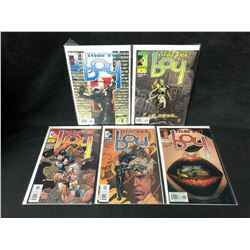 MARVEL BOY COMIC BOOK LOT (MARVEL COMICS)