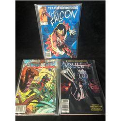 COMIC BOOK LOT (THE FALCON/ SWORD OF THE ATOM/ KRULL)