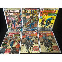 RAWHIDE KID COMIC BOOK LOT (MARVEL COMICS)