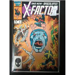 X-FACTOR #6 (MARVEL COMICS) **1ST APOCALYPSE**