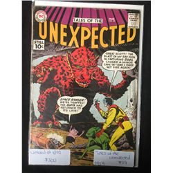 1959 TALES OF THE UNEXPECTED #59 (DC COMICS)