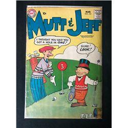 MUTT & JEFF #101 (DC COMICS)