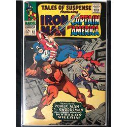 TALES OF SUSPENSE FEATURING IRON MAN & CAPTAIN AMERICA #88 (MARVEL COMICS)