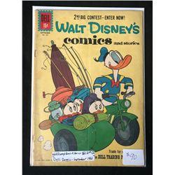 1961 WALT DISNEY'S COMICS & STORIES #252 (DELL COMICS)