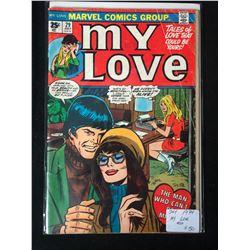 1974 MY LOVE #29 (MARVEL COMICS)