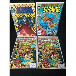 MARVEL COMIC BOOK LOT (DARKHAWK/ DR. STRANGE/ MARVEL TEAM-UP)