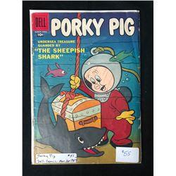 1957 PORKY PIG #51 (DELL COMICS)