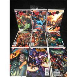 MARVEL/ DC COMIC BOOK LOT (SUPERMAN/ HERCULES...)