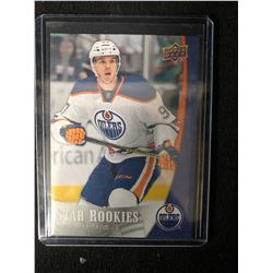 Connor McDavid 2015-16 Upper Deck Star Rookies #1 Rookie Card