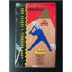 1994 Score Pinnacle Baseball Sealed Box Series One